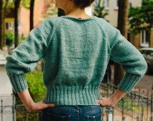 Pullover mit tiefen Raglanärmeln (6)